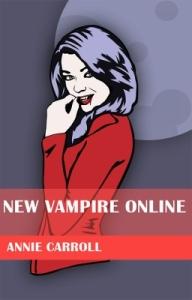New Vampire Online cover
