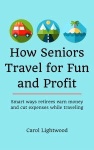This best-selling guide to retiree travel jobs is now on Kindle, Nook and Kobo.